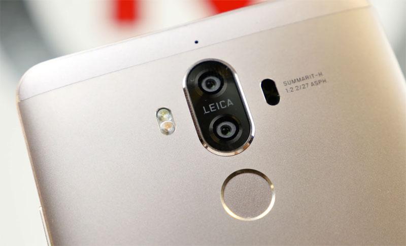 камера на смартфоне Huawei