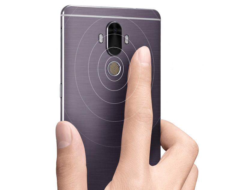 отпечаток пальца на xiaomi