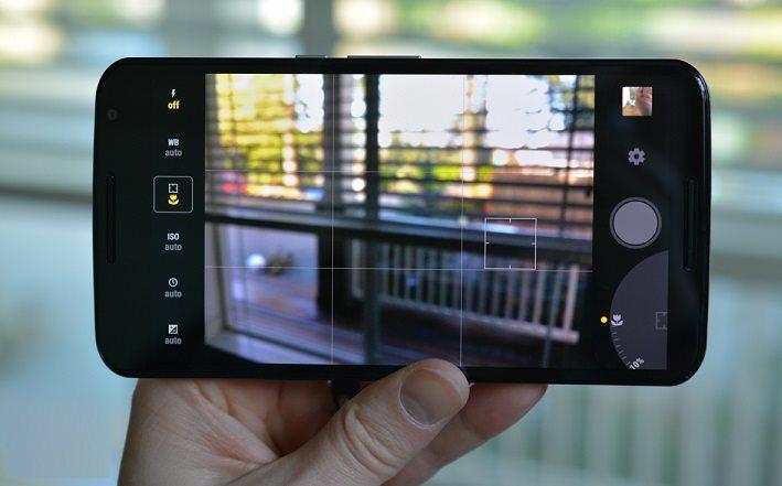 фокусировка камеры сяоми