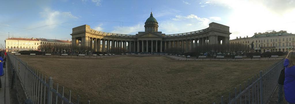 панорама снятая камерой Mi 5