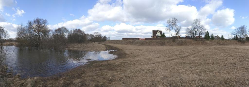 панорама снятая камерой Redmi 4