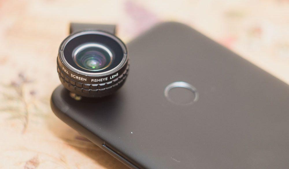внешний объектив камеры xiaomi