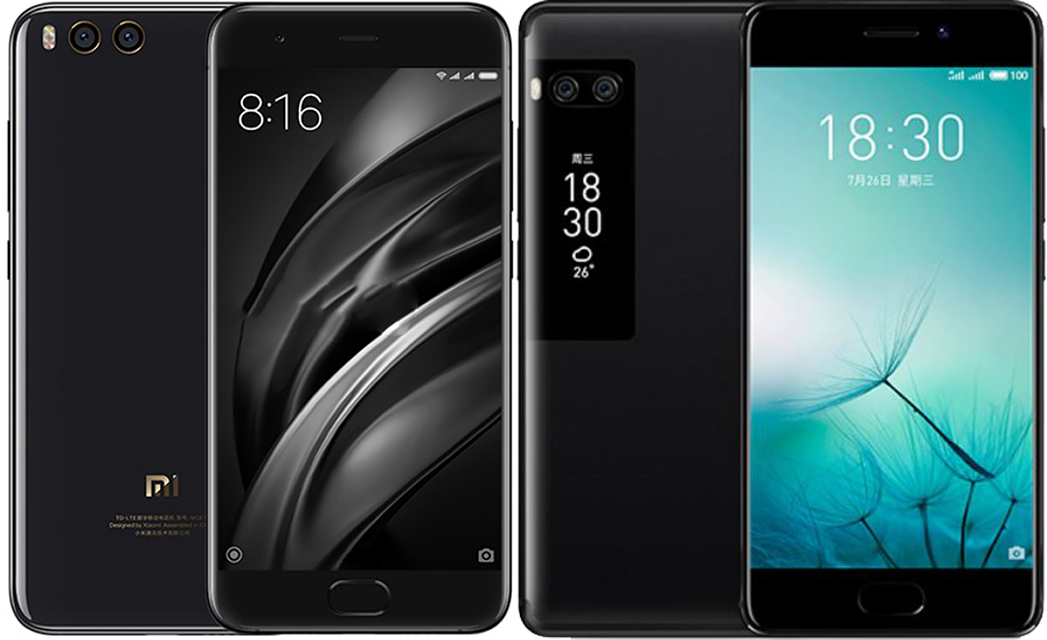 Xiaomi Mi 6 или Meizu Pro 7