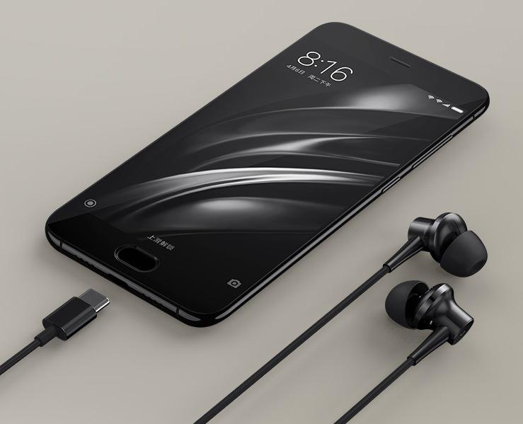 Xiaomi с наушниками