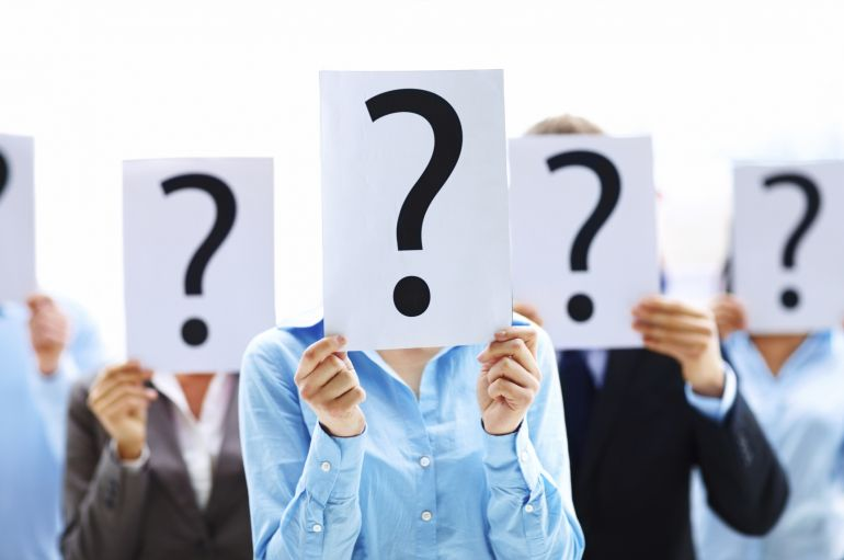 популярные вопросы