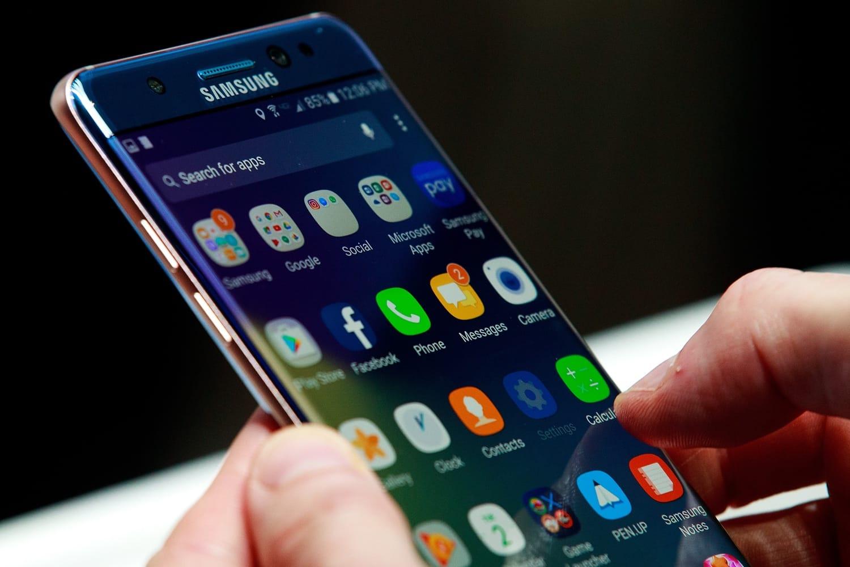 Отправка данных с Samsung на xiaomi