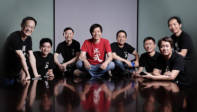 Xiaomi команда