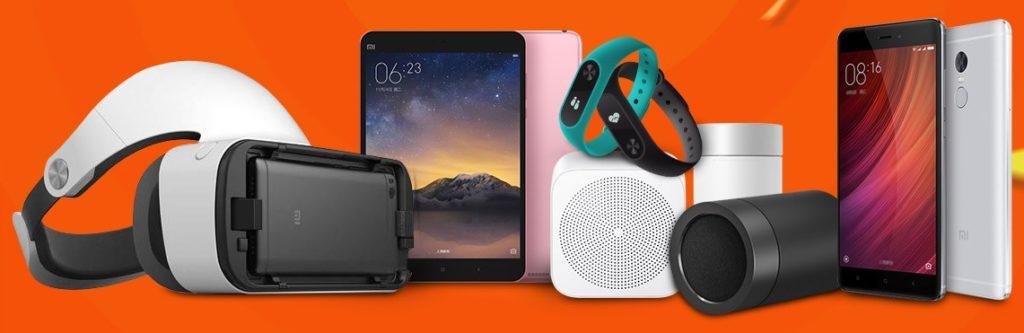 Xiaomi продукция